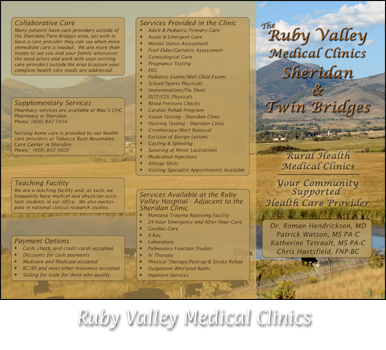 Ruby Valley Medical Clinics