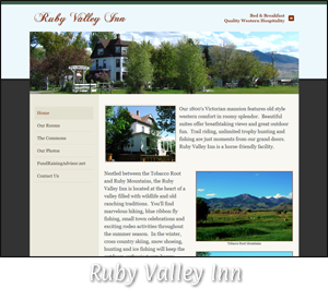 Tobacco Root Solutions - The Ruby Valley Inn