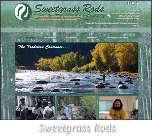 Tobacco Root Solutions - Sweetgrass Rods